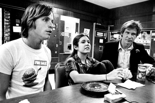 JUN 15 1977, MAY 30 1978, JUN 4 1978; 'Star Wars' has Given three Performers that 'All-Important Bre