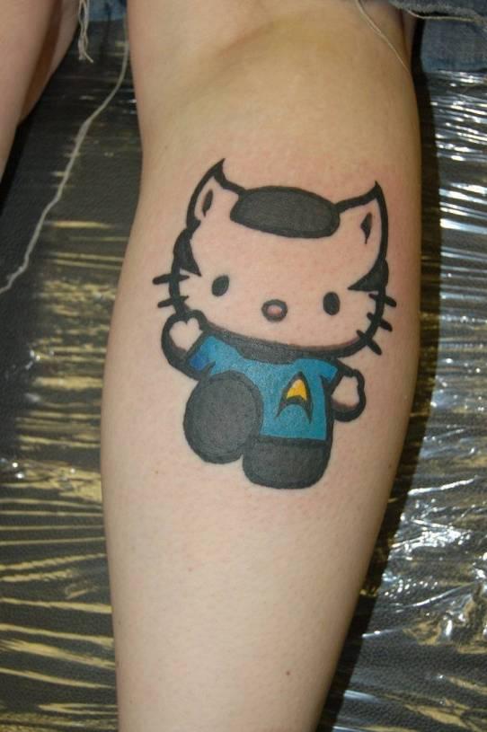 hello-spocky