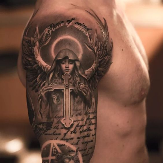 remarkable-angel-tattoos-5