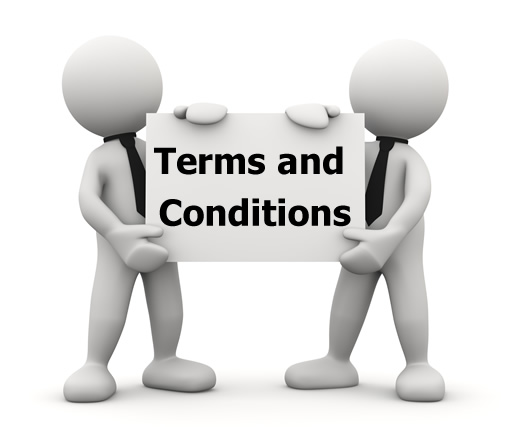 TermsAndConditions